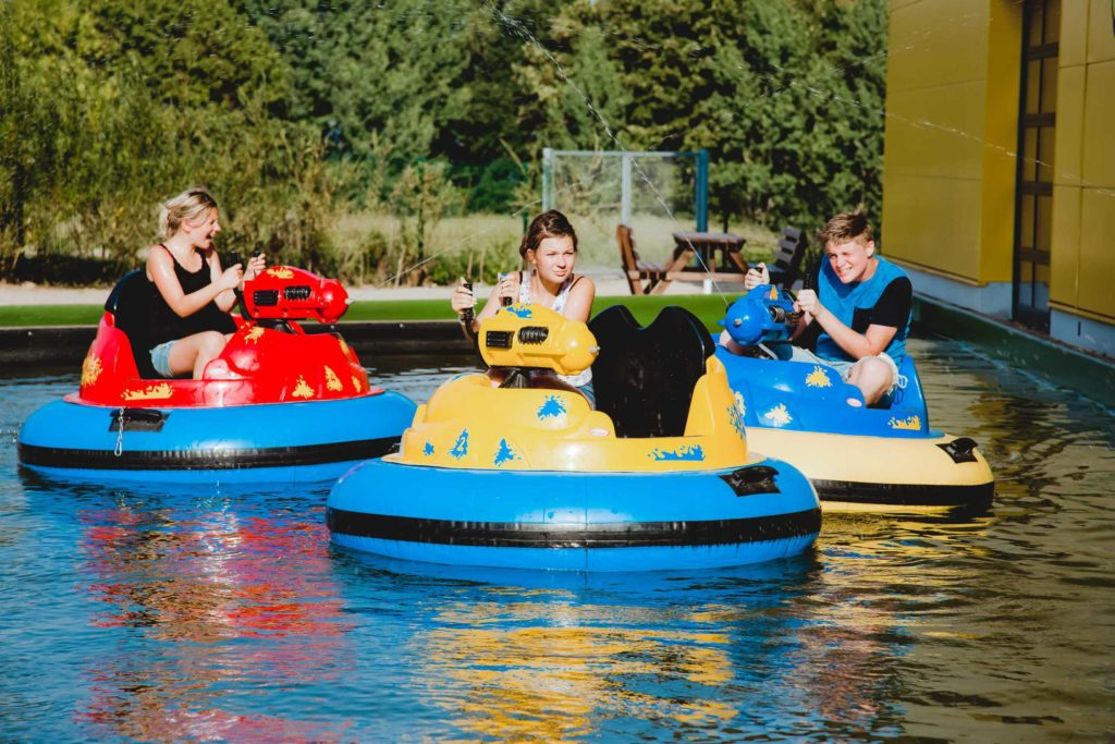 BumperBoats im Sonnenlandpark