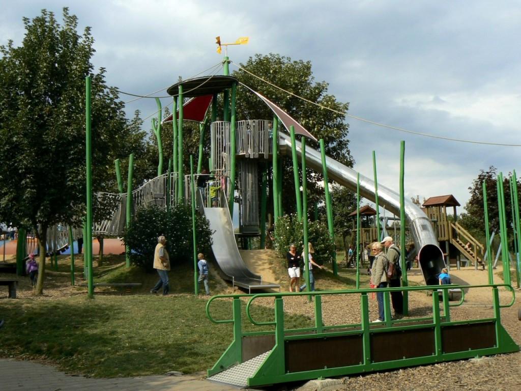 Kletterparadies Sonnenlandpark lichtenau