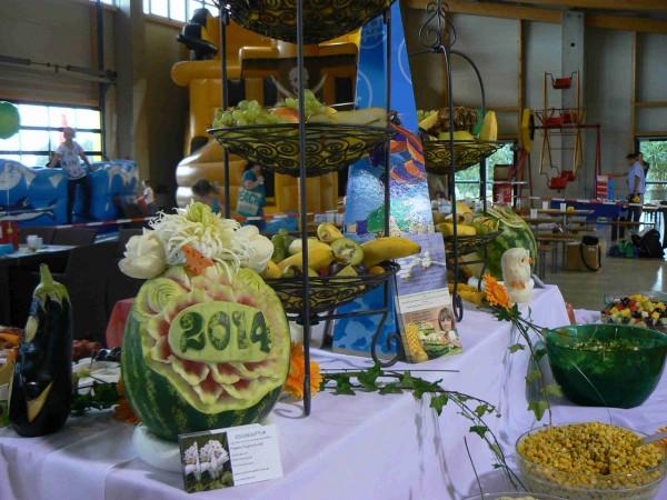 Schulanfangsbuffet 2014