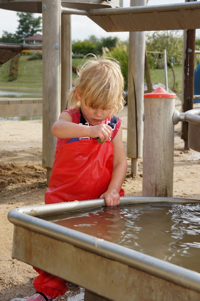 Wasserspielplatz Sonnenlandpark