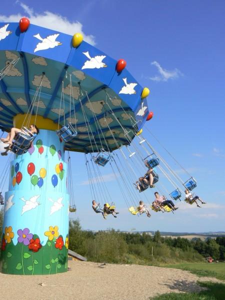 Spaß mit Wellenflieger Sonnenlandpark