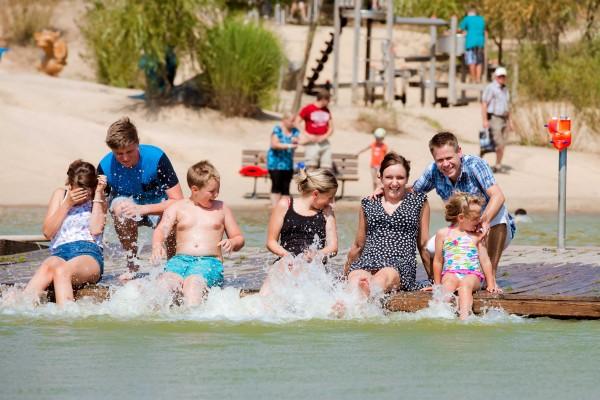 Wasserspaß für Familie im Sonnenlandpark