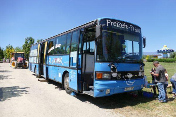 Freizeit Franz Bus