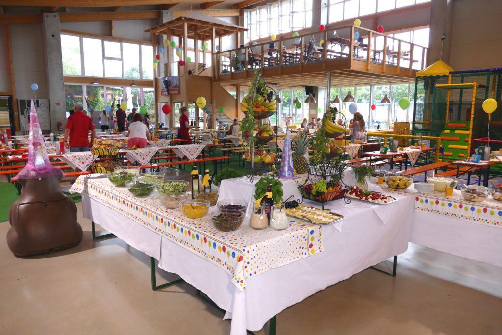 Buffet Schulanfang Sonnenlandpark