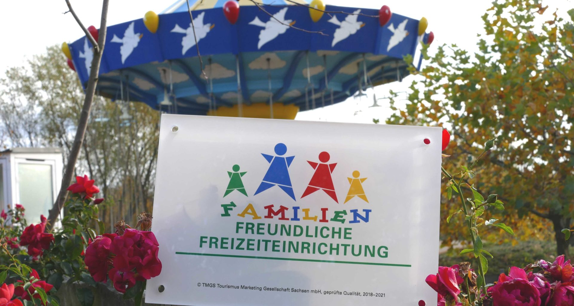 Familienfreundliche Freizeiteinrichtung