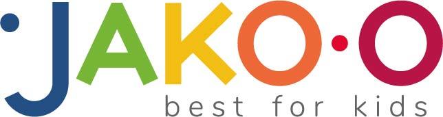 Logo von JAKO O best for kids
