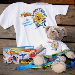 Sonnenland Park Geschenk Set mit Shirt