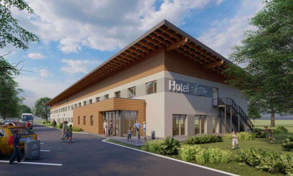 Hotel am Sonnenlandpark - Eröffnung 2022