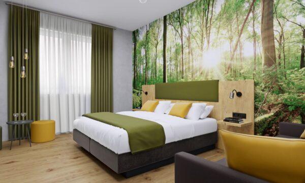 Hotel am Sonnenlandpark - Zimmer